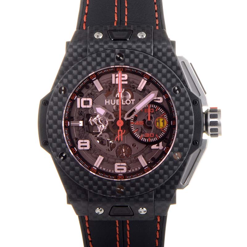 Big Bang Ferrari Carbon Red Magic 401.QX.0123.VR