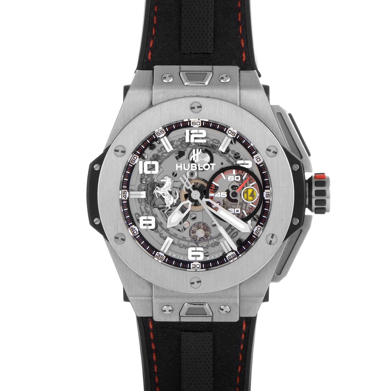 Big Bang Ferrari Titanium 401.NX.0123.GR