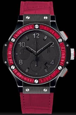 Big Bang Black Tutti Frutti Black Red 361.CR.1110.LR.1913