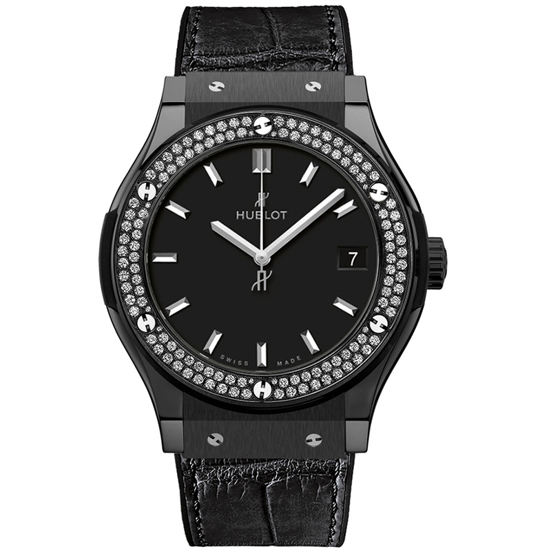 Classic Fusion Black Magic Diamonds 581.CM.1171.LR.1104