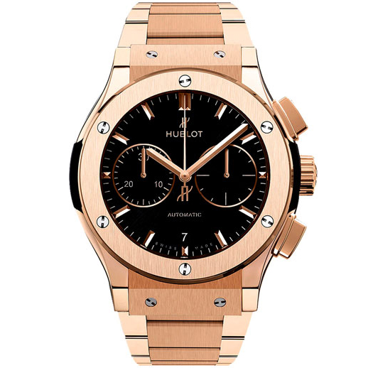 Classic Fusion Chronograph 45mm 521.OX.1181.OX