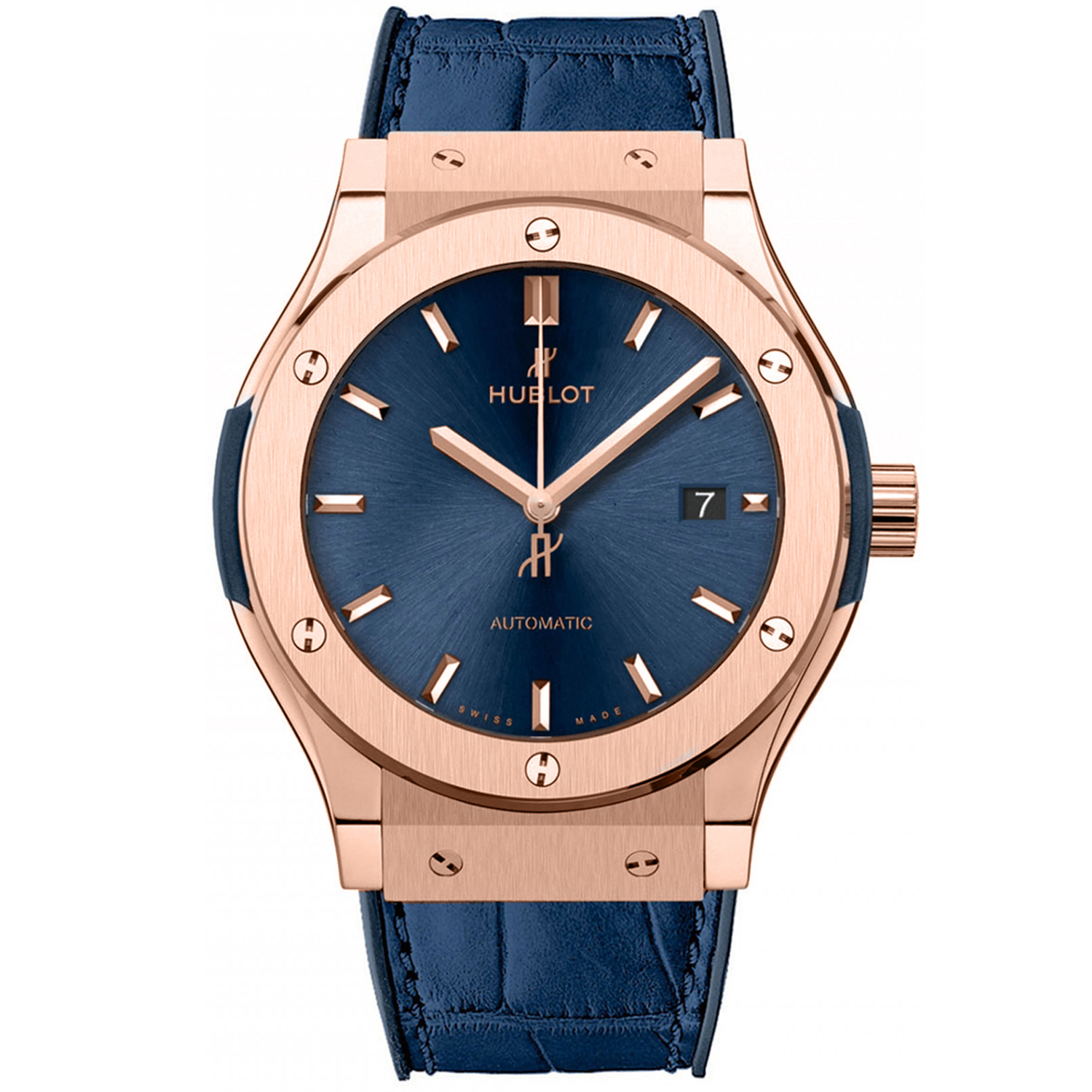 Classic Fusion 38mm Blue King Gold 565.OX.7180.LR