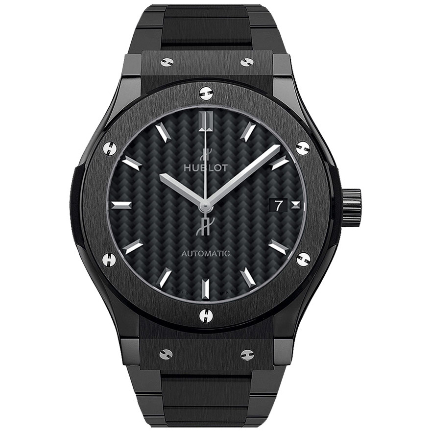 Classic Fusion 42mm Black Magic BR 542.CM.1771.CM