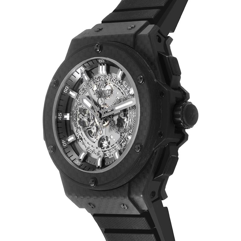 Hublot King Power Unico All Carbon 701.QX.0140.RX | Luxury Bazaar ...