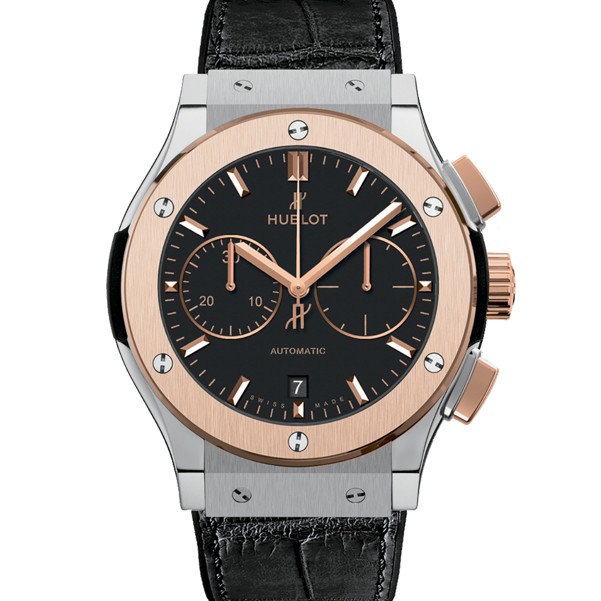Classic Fusion Chronograph 42mm 541.NO.1181.LR