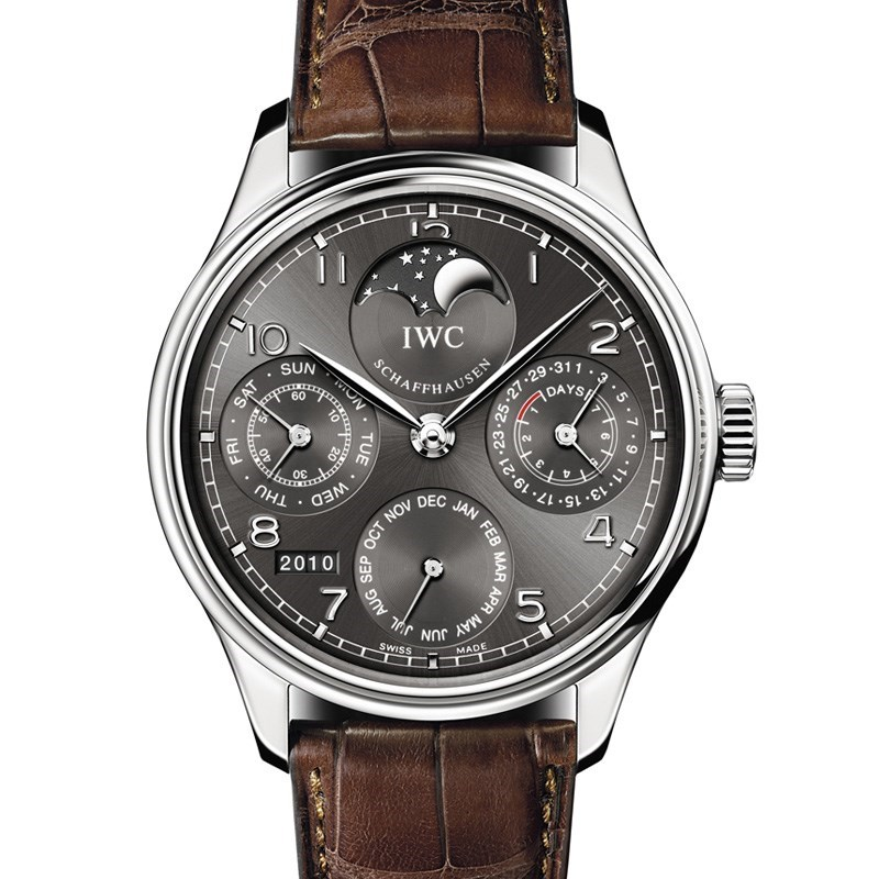 Portuguese Perpetual Calendar IW502307