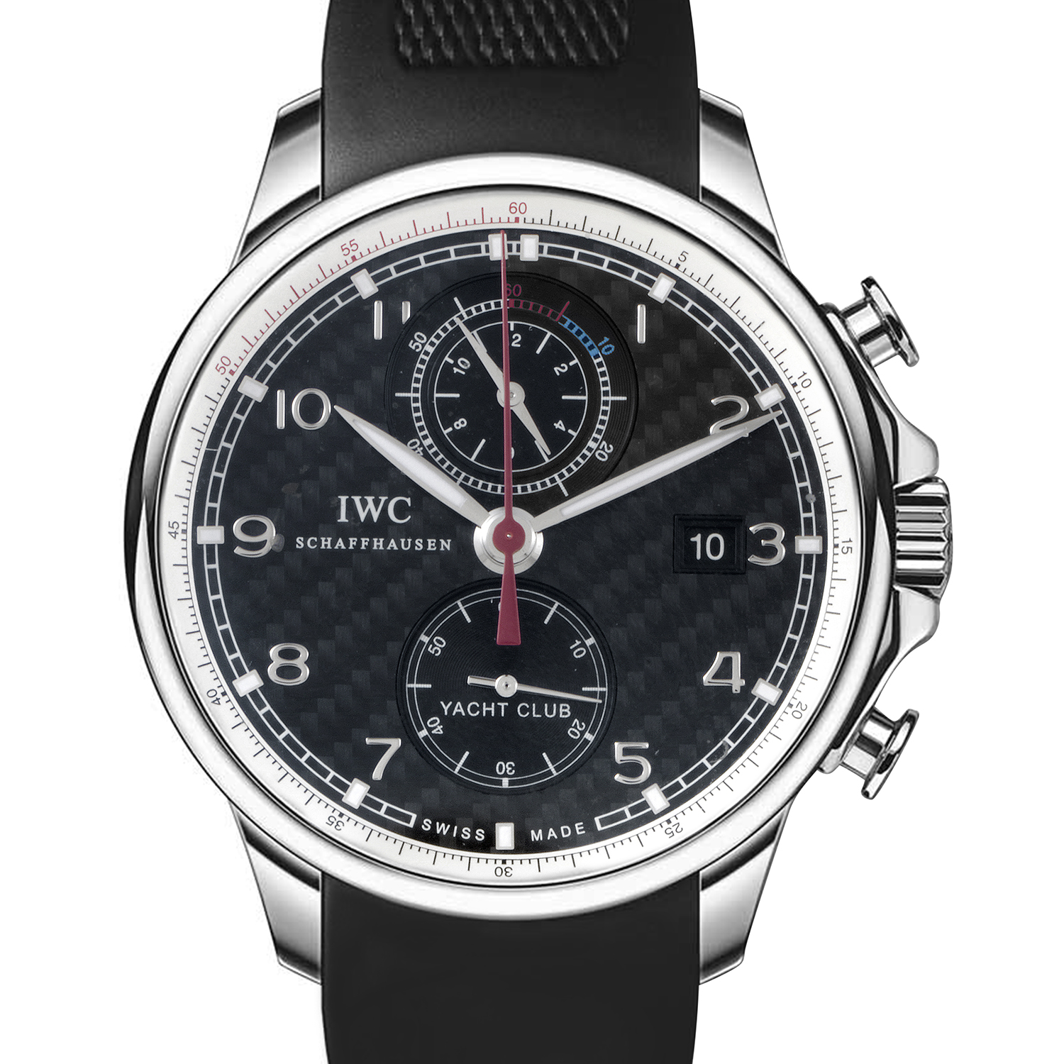 Portuguese Yacht Club Men's Automatic Chronograph IW390210
