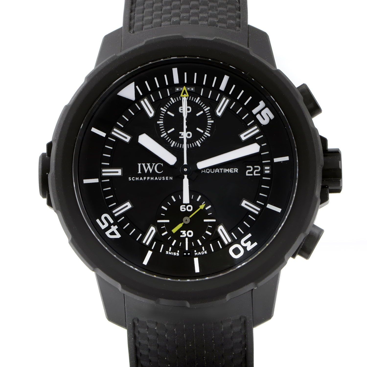 Aquatimer Chronograph Galapagos Islands IW379502
