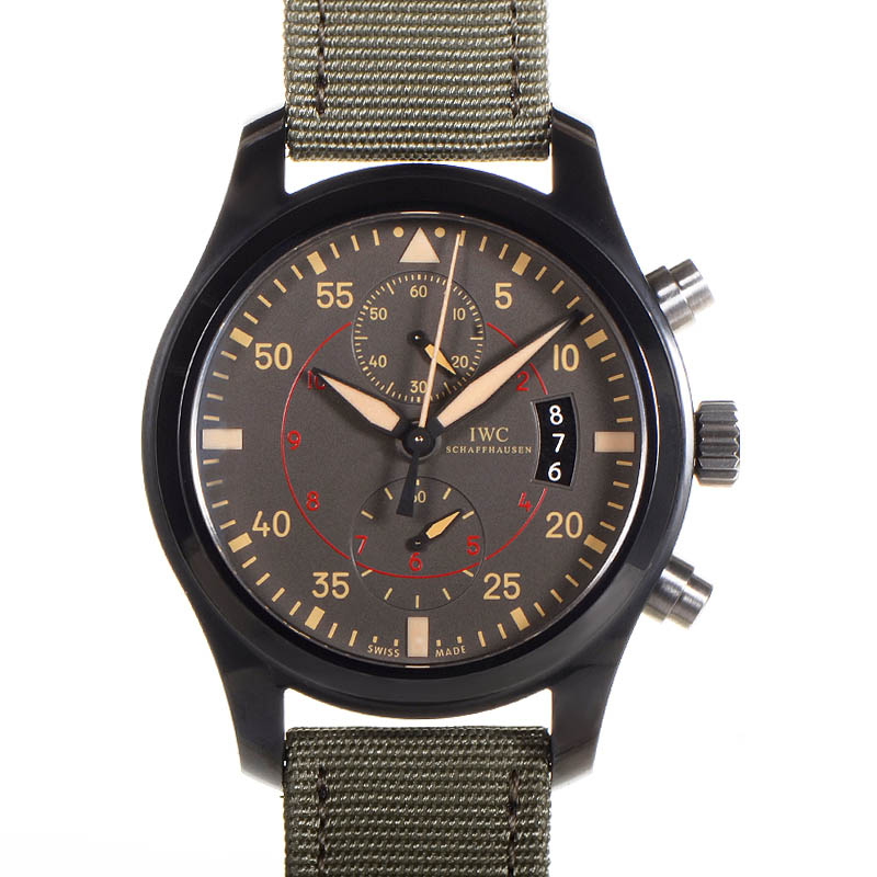 Big Pilot Chronograph Top Gun Miramar IW388002