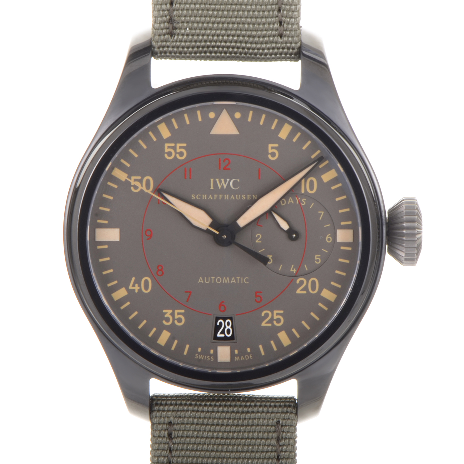 Big Pilot Top Gun Miramar Men's Automatic Watch IW501902