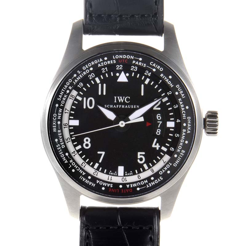 Pilot Worldtimer IW326201