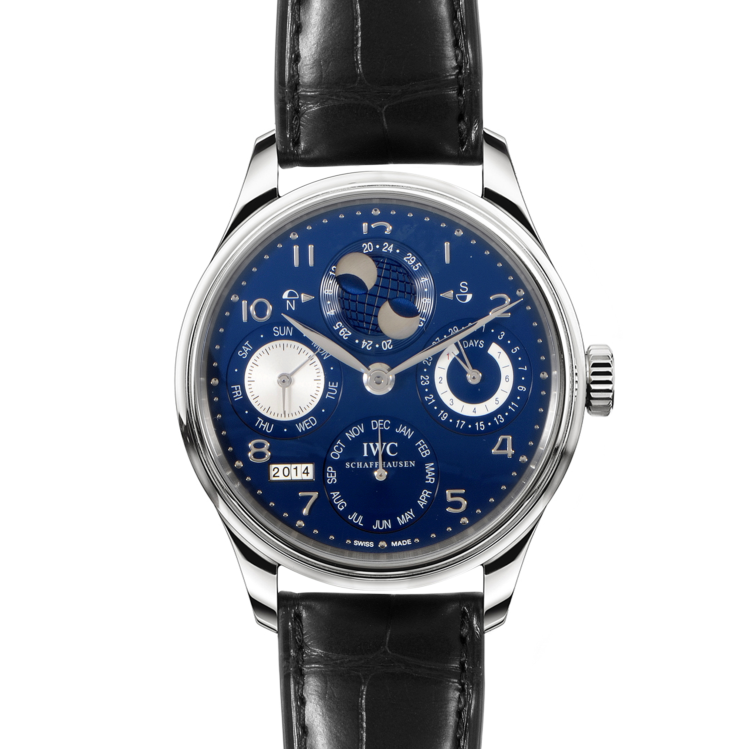 Portuguese Perpetual Calendar Double Moon IW503203