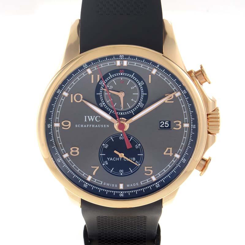Portuguese Yacht Club Chronograph IW390202