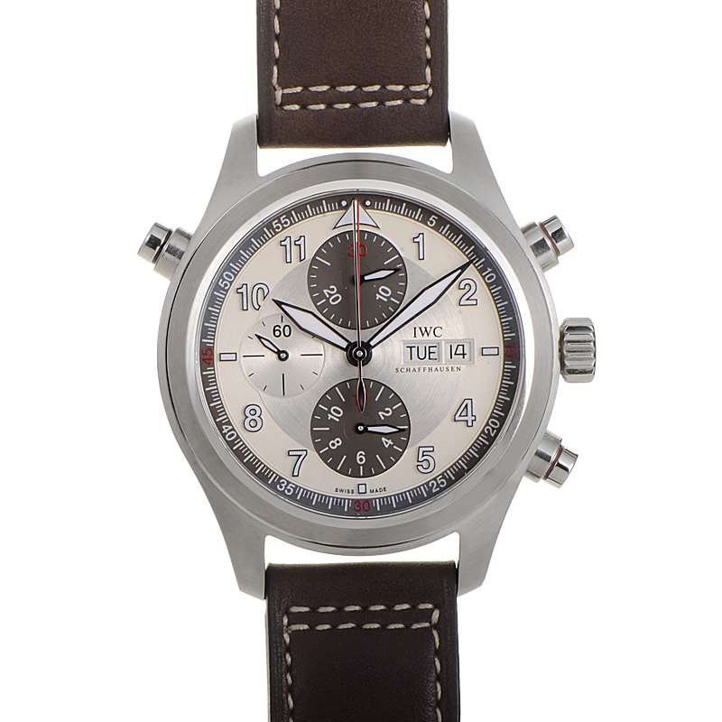 Spitfire Double Chronograph IW371806