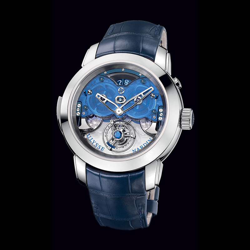 Imperial Blue 46mm 9700-125