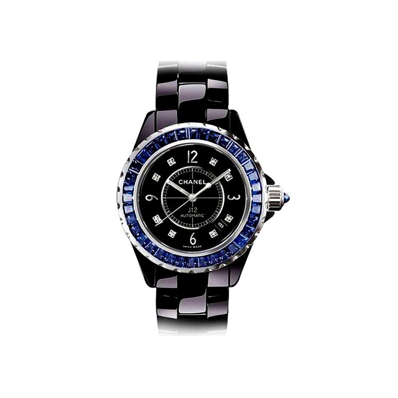 J12 Black Joaillerie H2309