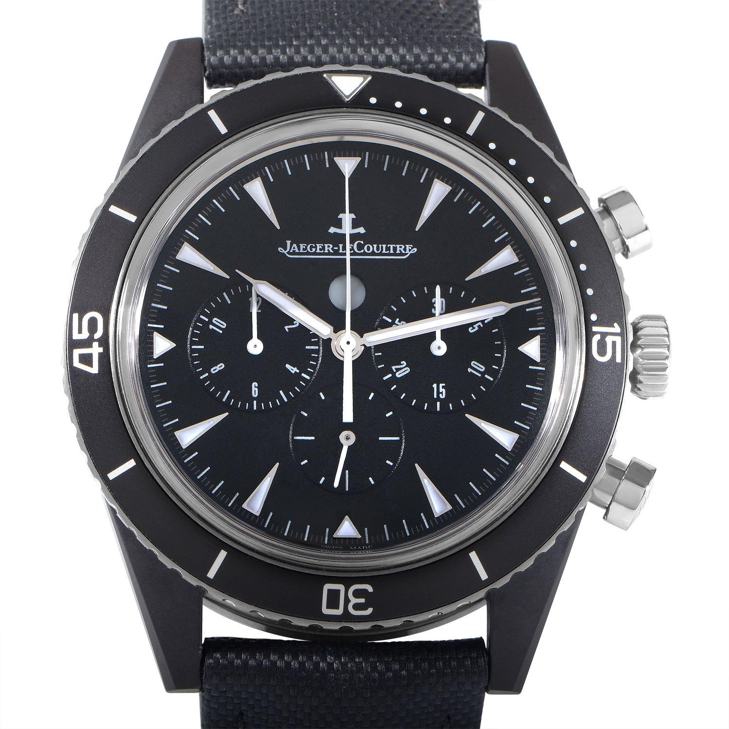 Deep Sea Chronograph Cermet 208A570