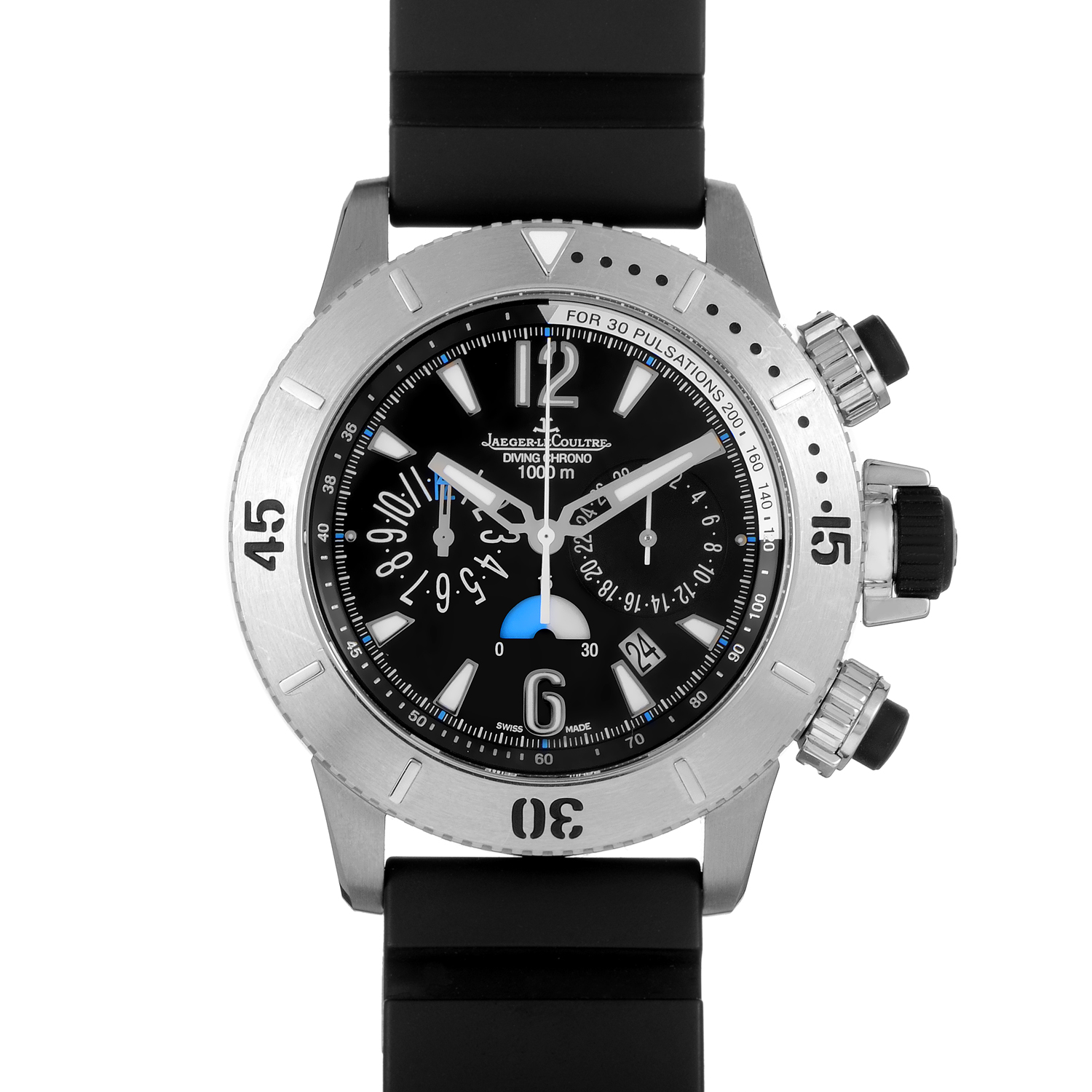 Master Compressor Diving Chronograph Q186T670