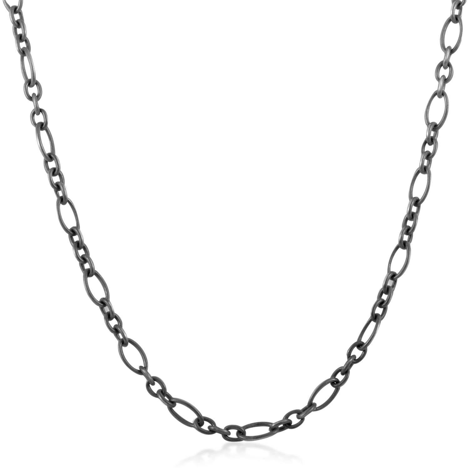 John Hardy Men's Sterling Silver Chain Necklace JHR01-061716
