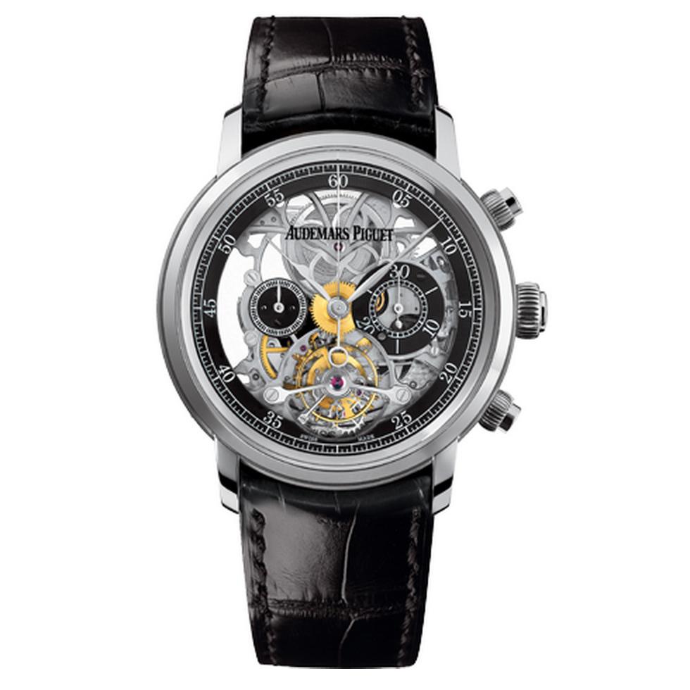 Audemars piguet tourbillon chronograph price for Audemars piguet costo