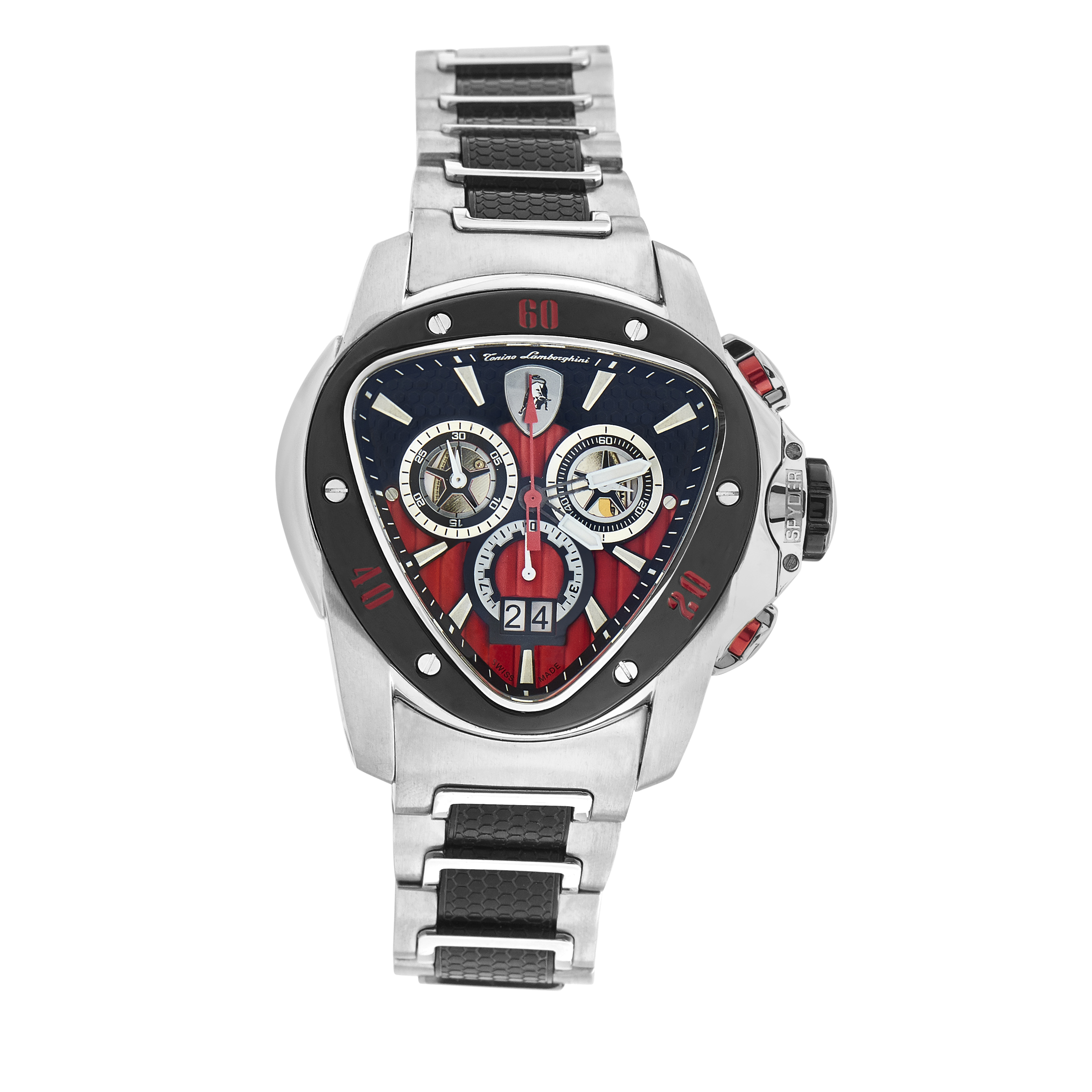 Spyder Men's Quartz Chronograph Watch 1100 1115