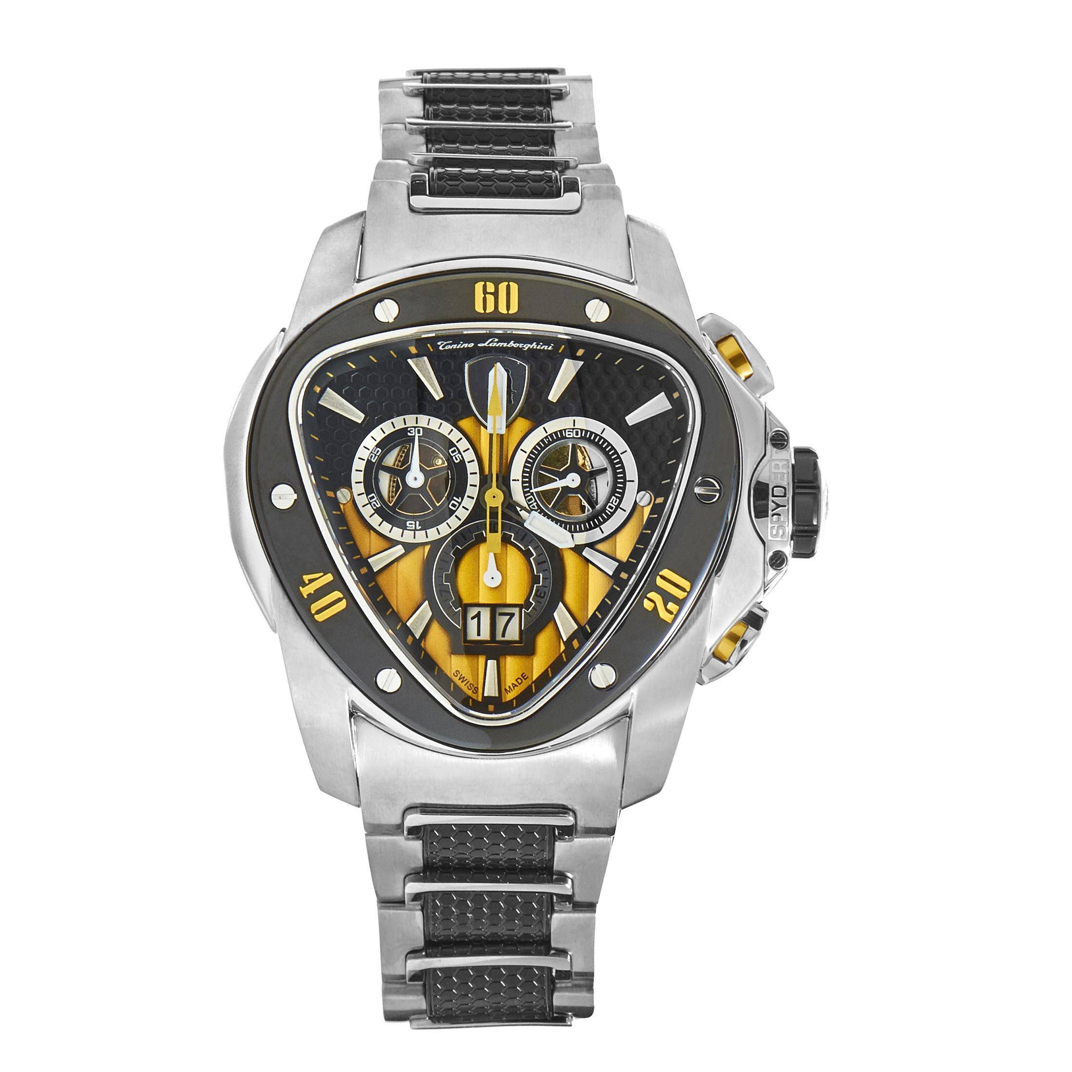Spyder Men's Quartz Chronograph Watch 1100 1116