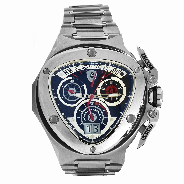 Spyder Men's Quartz Chronograph Watch 3000 3007