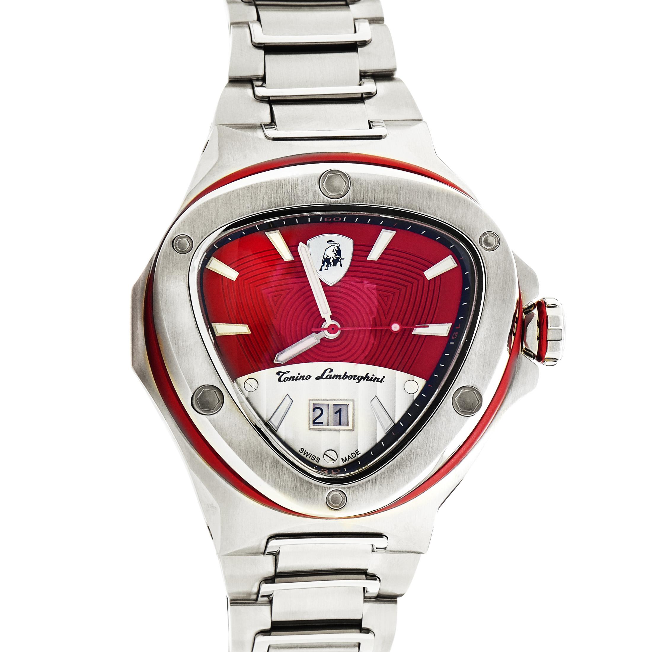 Men's Spyder 3000 3-Hands Quartz Watch 3023