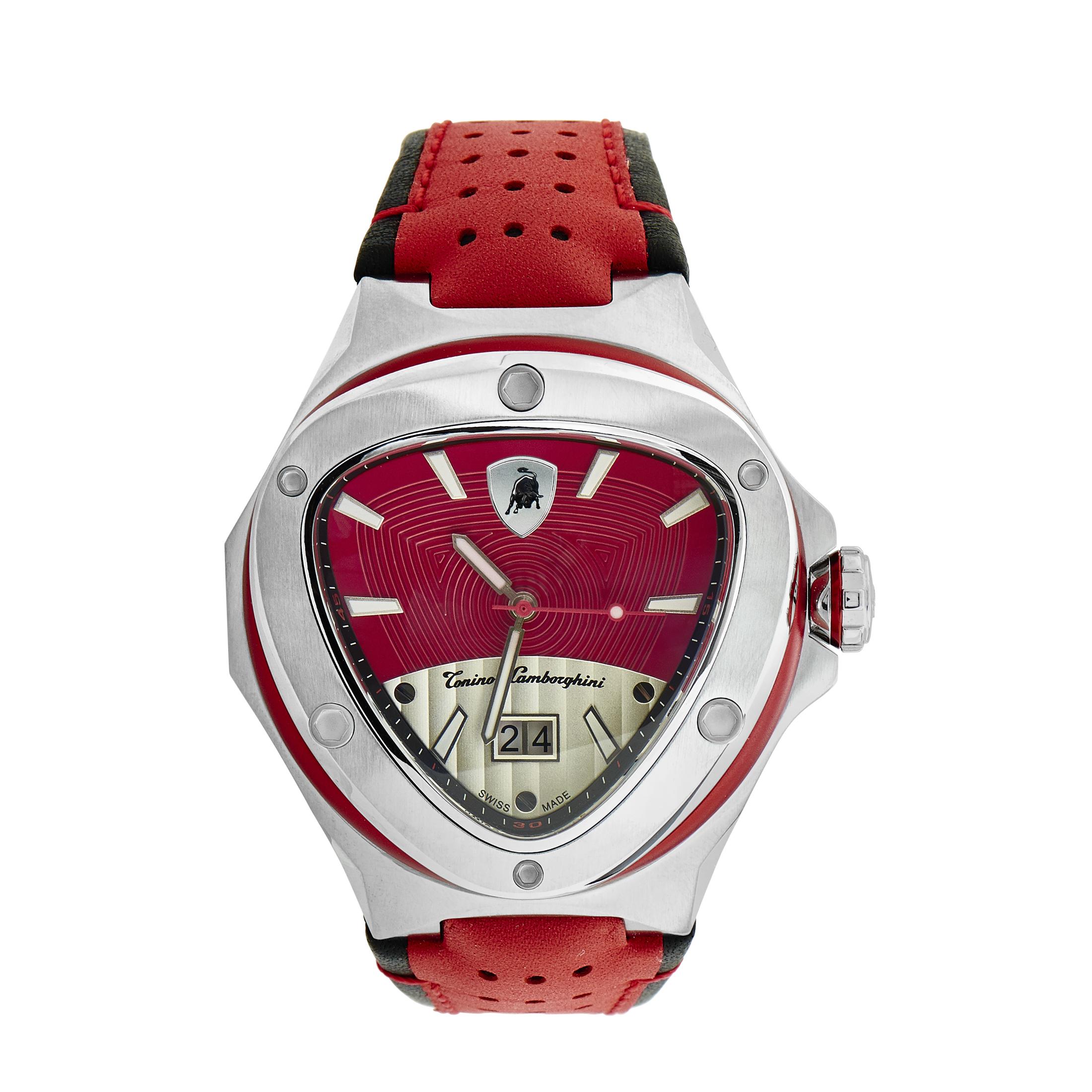 Men's Spyder 3000 3-Hands Quartz Watch 3026
