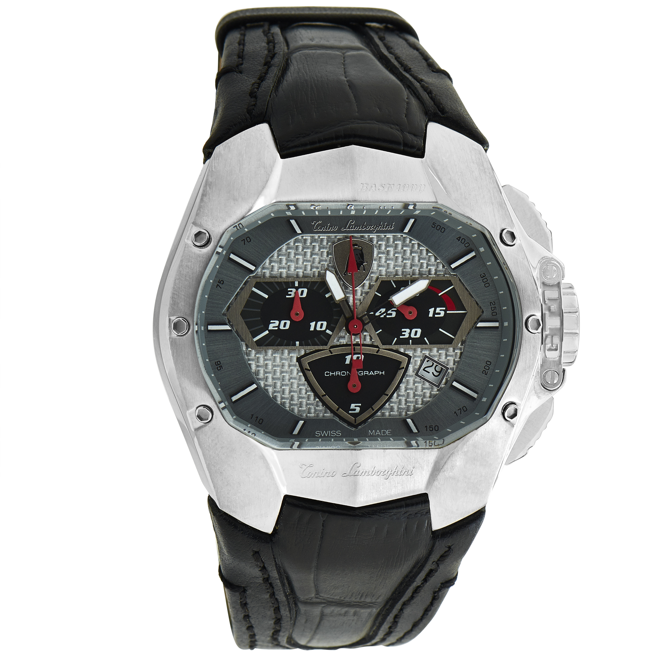 Men's GT1 Quartz Chronograph Watch 860S