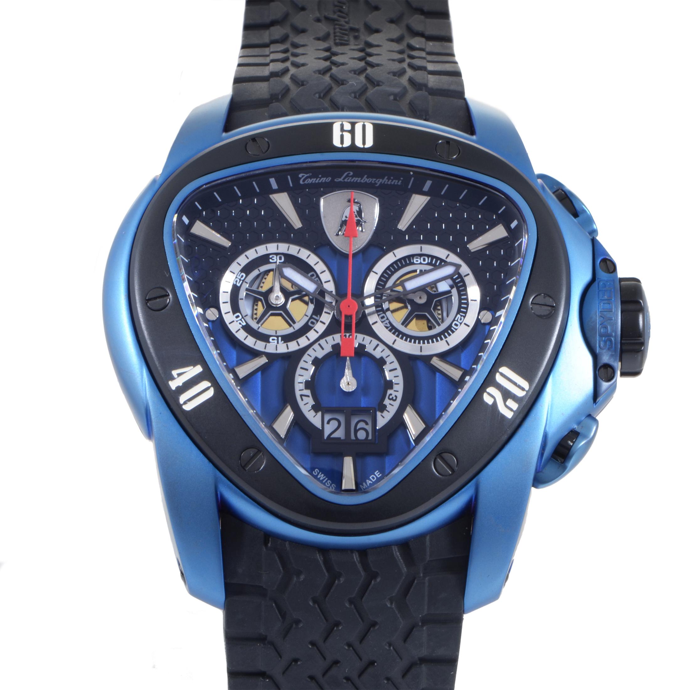 Spyder Men's Quartz Chronograph Watch 1100 1123