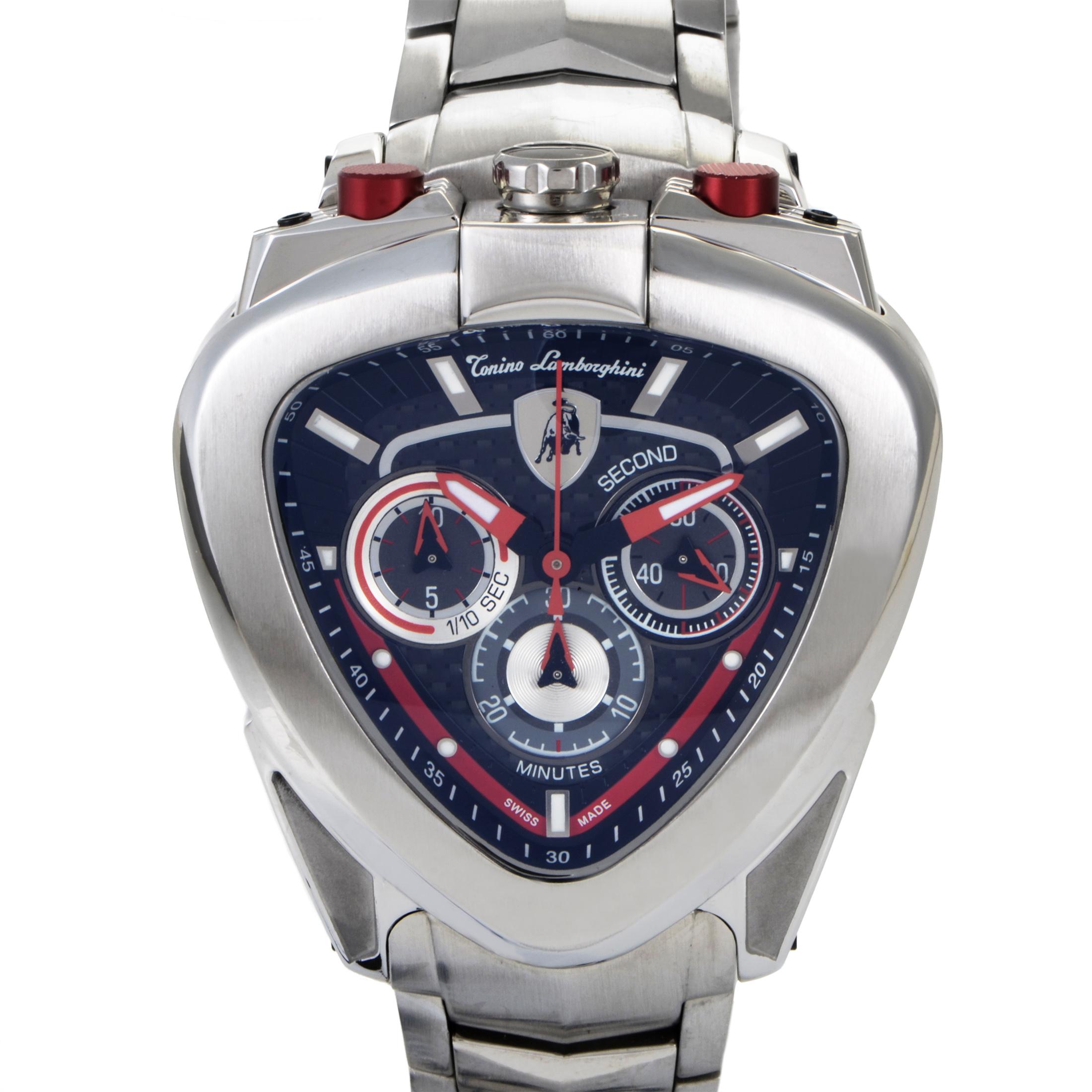 Spyder Men's Quartz Chronograph Watch 12H 12H-1