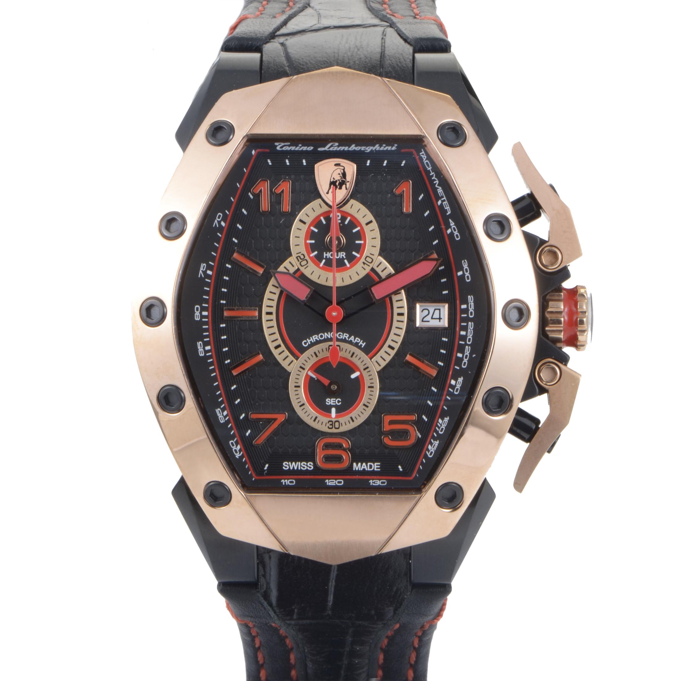 GT3 Men's Quartz Chronograph Watch GT3-04