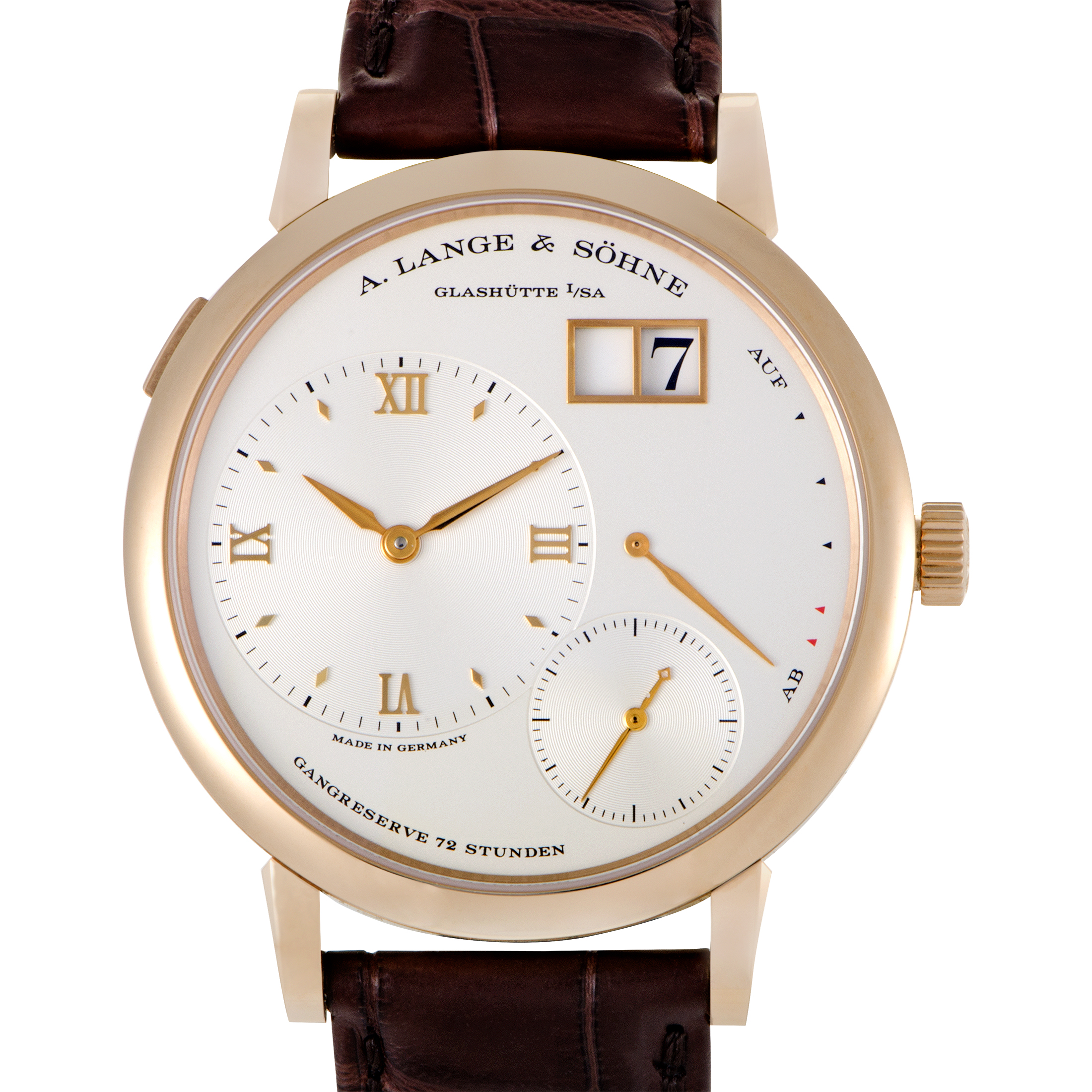 Grand Lange 1 Mens Manually Wound Watch 115.032
