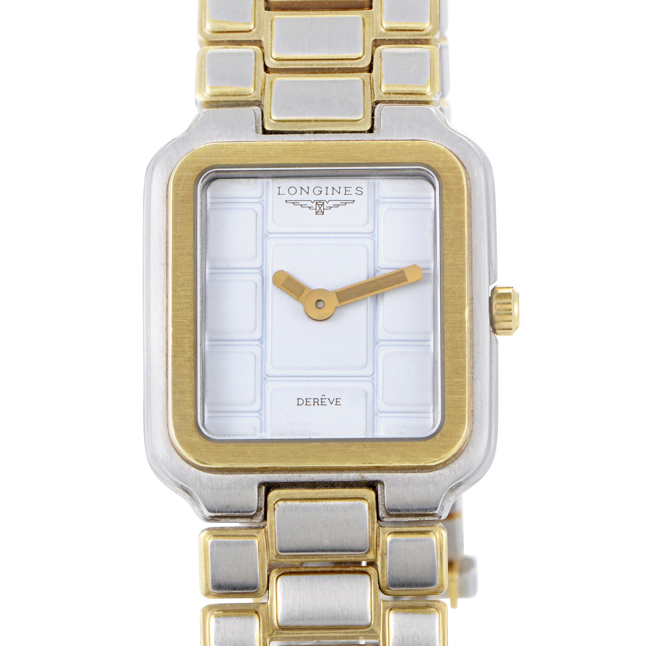 Derêve Women's Gold Plated Stainless Steel Quartz Watch L4.692.5.90.1