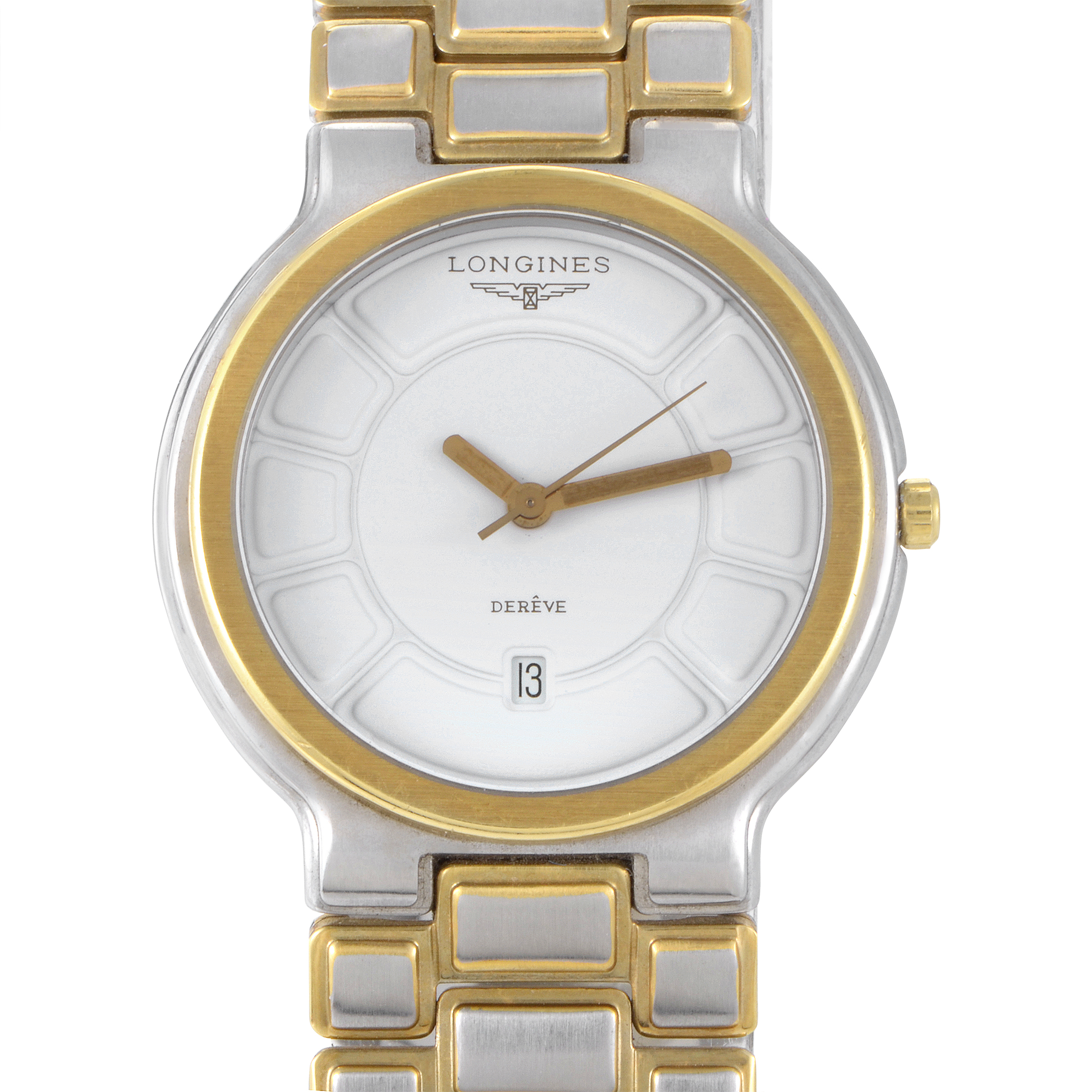 Derêve Women's Gold Plated Stainless Steel Watch L4.693.7.90.6