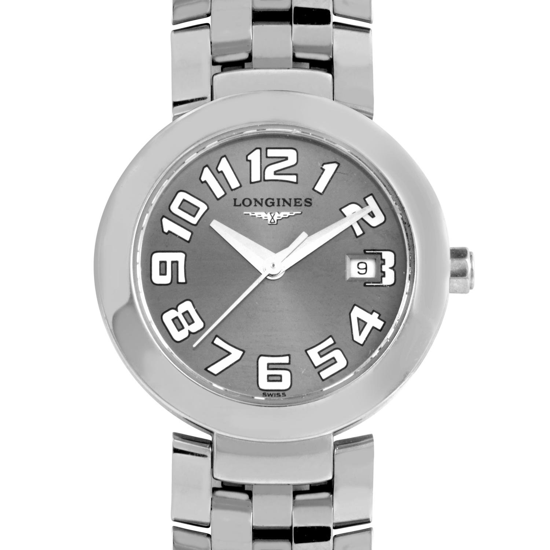 DolceVita Ladies Stainless Steel Quartz Watch L5.505.4.73.6