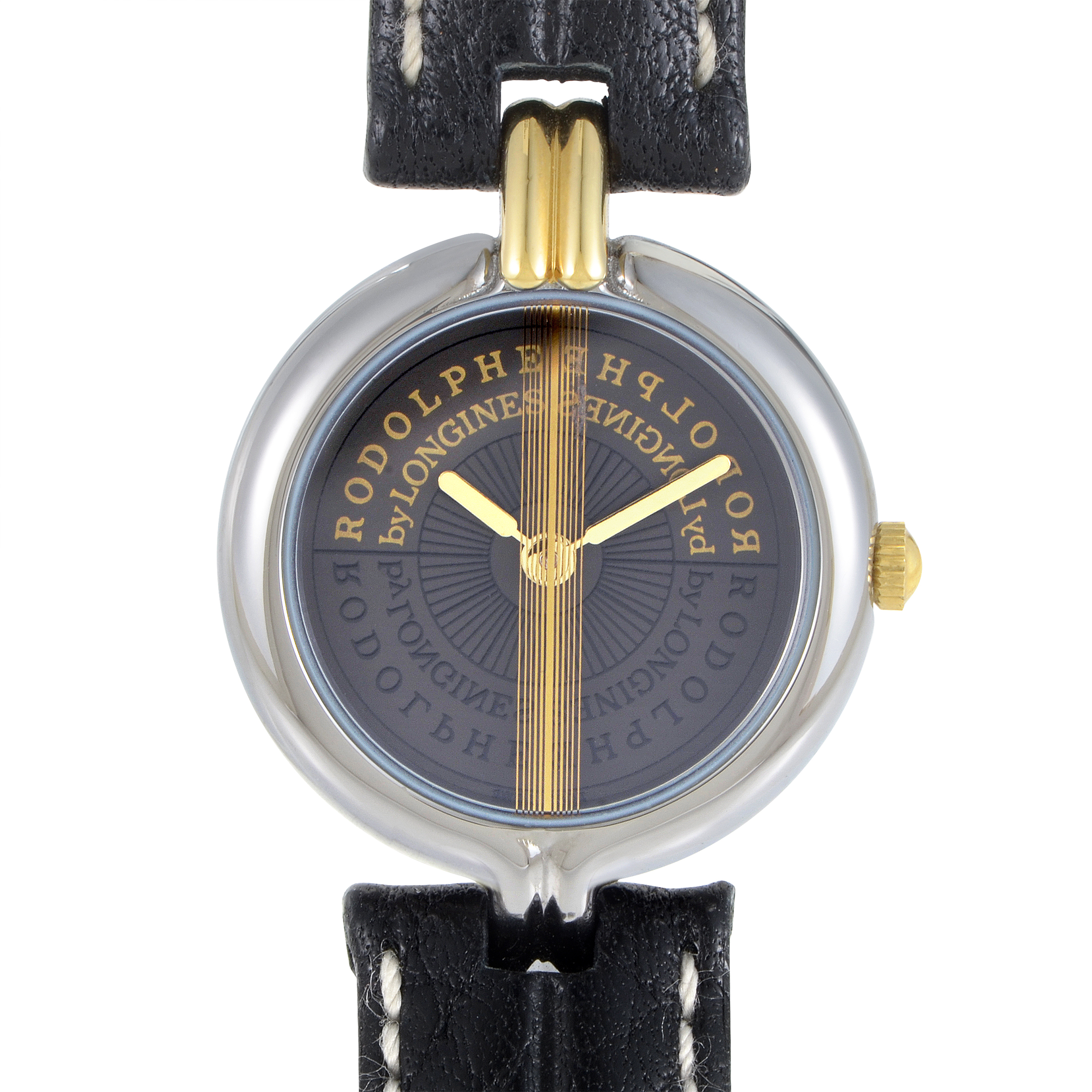 Rodolphe Women's Gold Plated Stainless Steel Quartz Watch L6.181.533