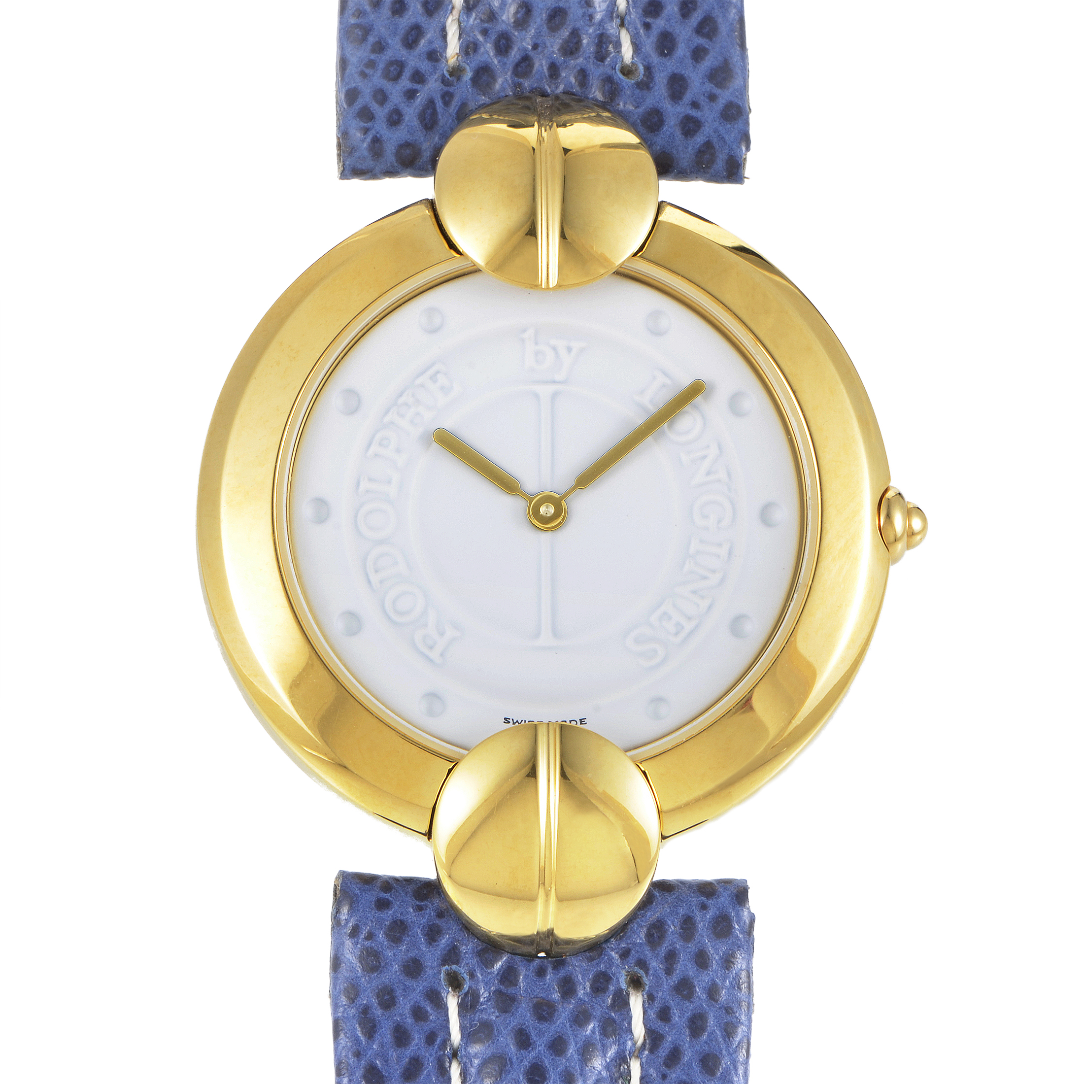 Rodolphe Women's Gold Plated Stainless Steel Quartz Watch L6.606.2.18.3