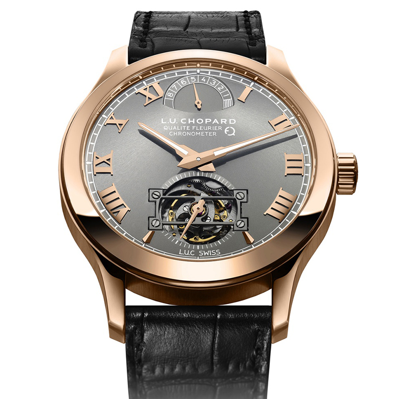 L.U.C Tourbillon QF Fairmined 161929-5004