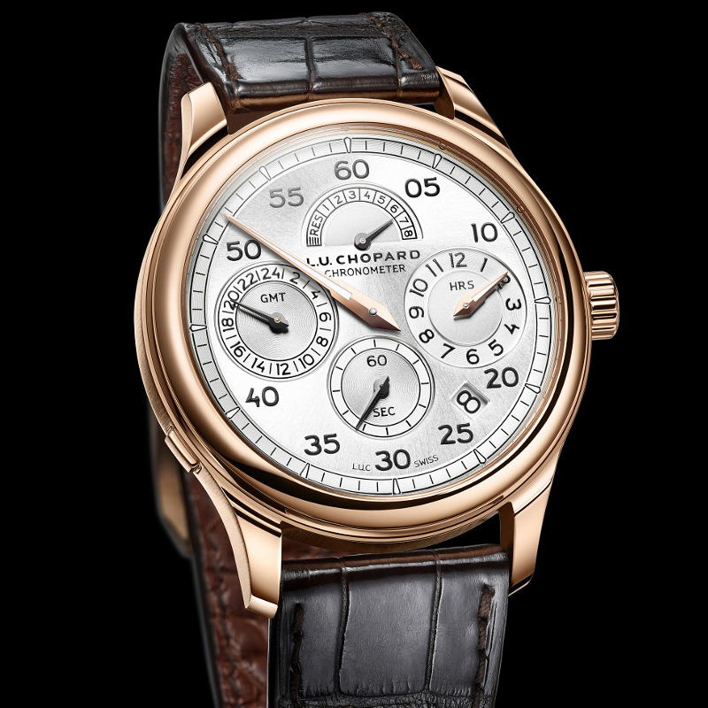 L.U.C Regulator 161971-5001 (Rose Gold)