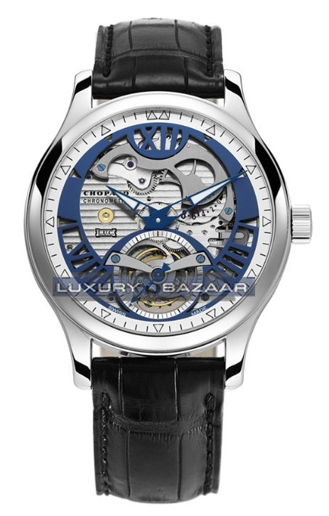 L.U.C. Tourbillon Tech Steel Wings 161901-1001