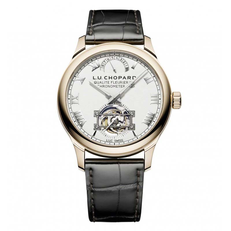 L.U.C Triple Certification Tourbillon 161929-5001