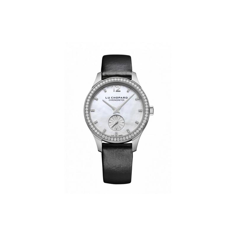 L.U.C XPS 35 mm 131968-1001 (White Gold)