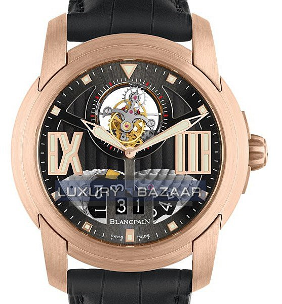 L-evolution Tourbillon Large Date 8822-36B30-53B
