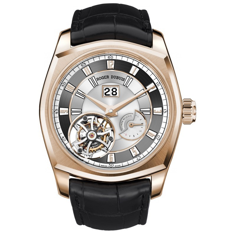La Monagasque Flying Tourbillon Large Date RDDBMG0010