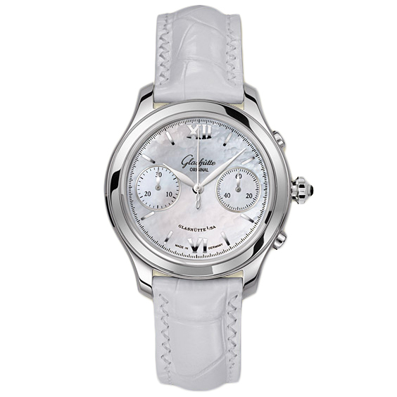 Lady Serenade Chronograph 39-34-12-02-44