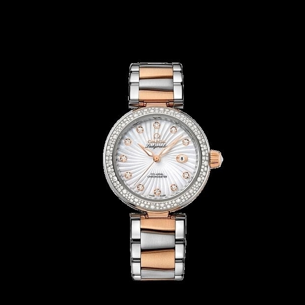 Ladymatic Omega Co-Axial 425.25.34.20.55.001