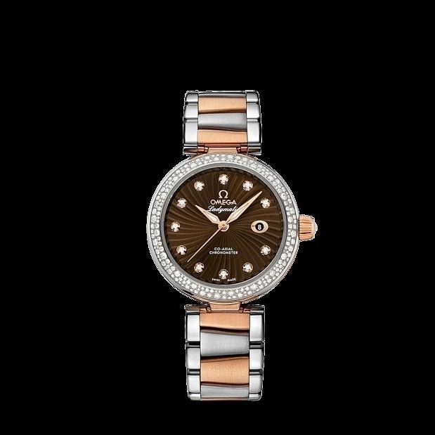 Ladymatic Omega Co-Axial 425.25.34.20.63.001