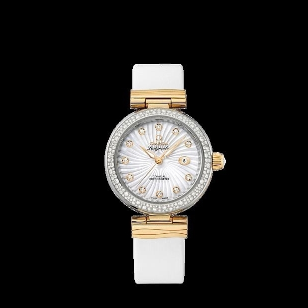 Ladymatic Omega Co-Axial 425.27.34.20.55.002